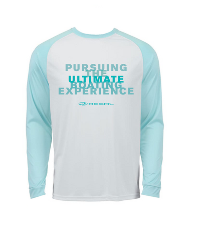 Pursuing The Ultimate Boating Experience Long Sleeve