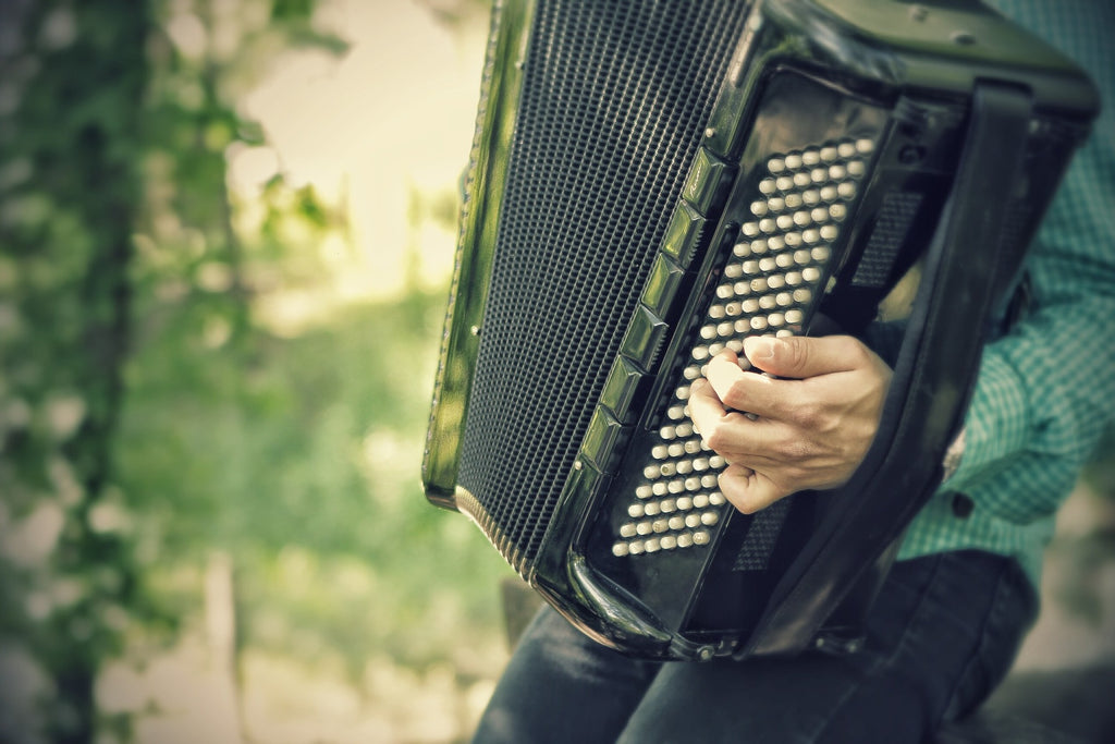 How to Install and Fit New Straps on your Accordion