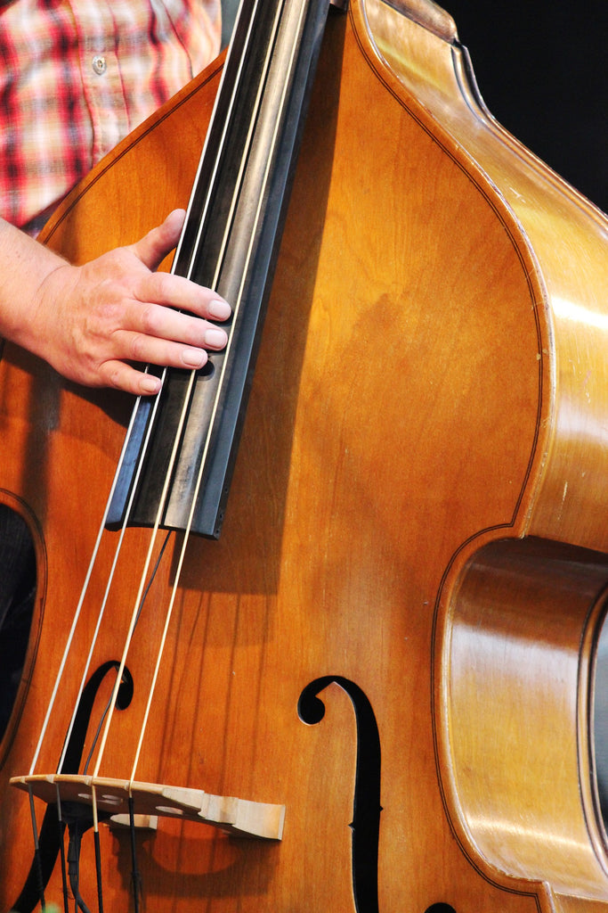 How to set up an upright bass (Double Bass)