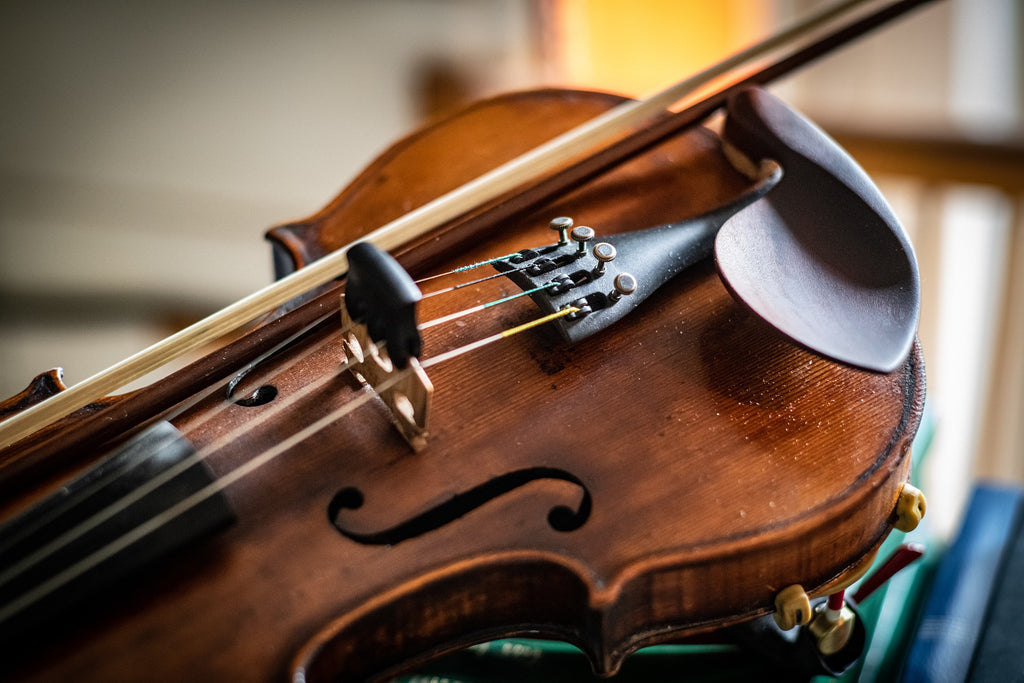 How to Set up and Prepare a Violin Bow