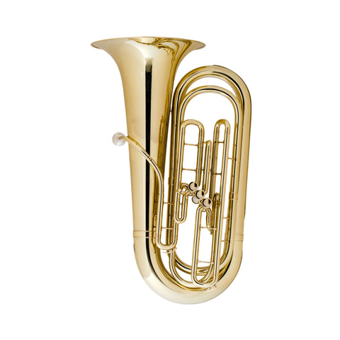 King Student 3 Valve 3/4 BBb Tuba Outfit