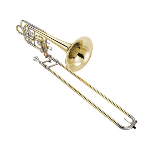 Jupiter XO Model Professional Bass Trombone , 1242L