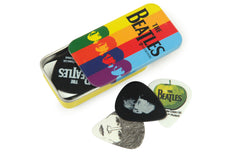 Planet Waves Beatles Signature Guitar Pick Tins, Stripes