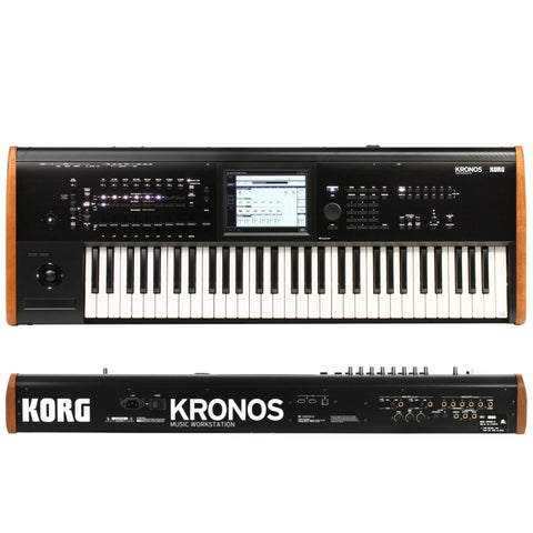 Korg Kronos 61 Key Synthesizer Workstation