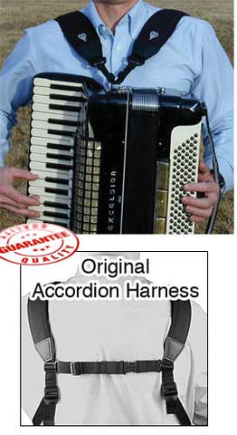 Neotech Original Accordion Harness Straps