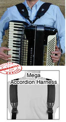 Neotech Mega Accordion Harness Straps