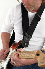 Planet Waves Dare Guitar Strap, Black