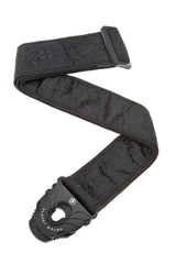 Planet Waves Planet Lock Guitar Strap, Black Satin