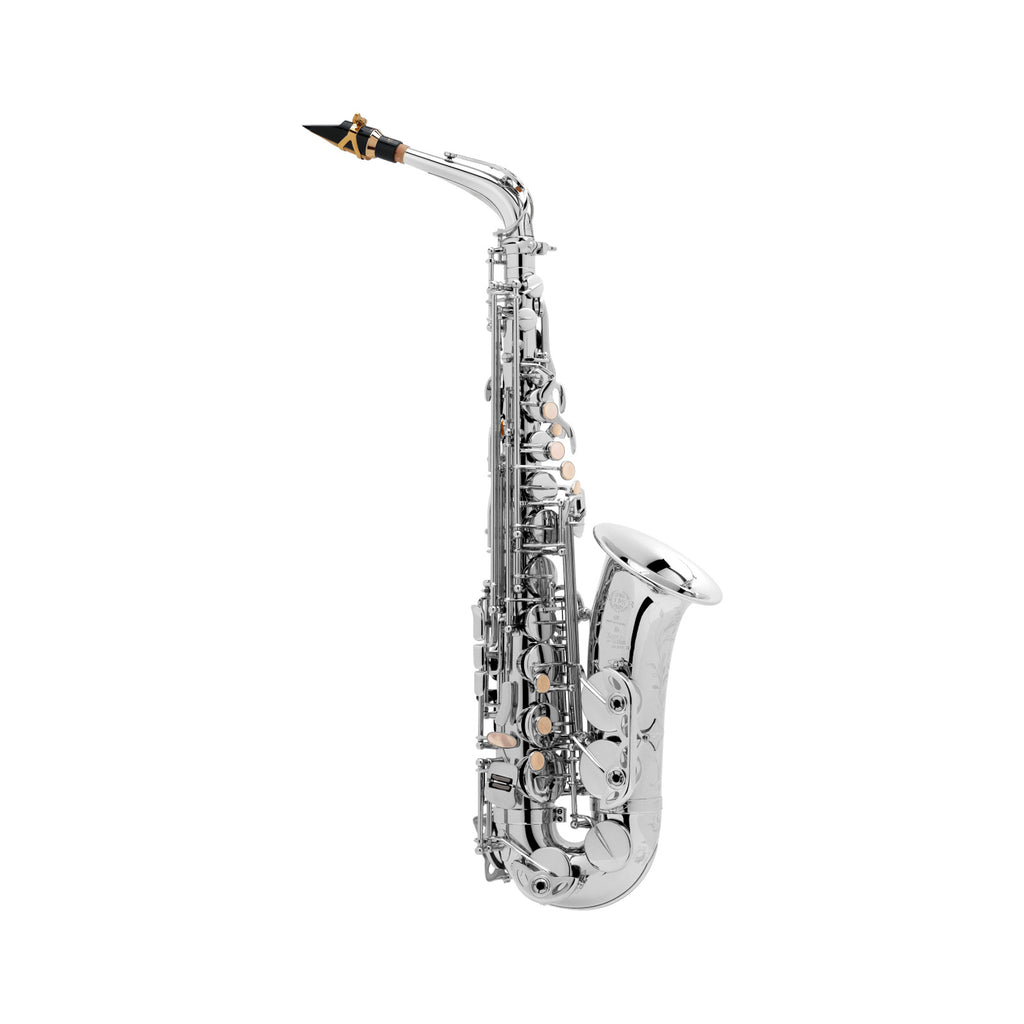 Selmer Series II Jubilee Professional Alto Saxophone, Silver Plated