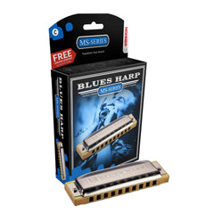 Hohner Blues Harp Harmonica Key Of C