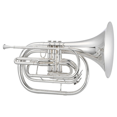 Jupiter Qualifier Marching Bb French Horn, JHR1000MS