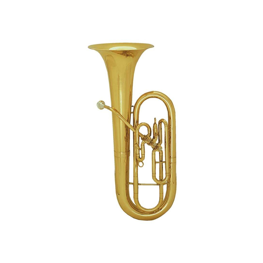King Student 3 Valve Baritone Outfit
