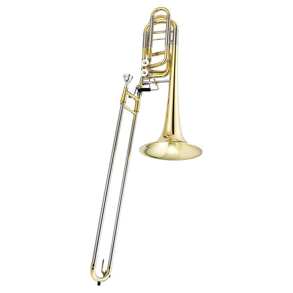 Jupiter Bass Trombone Double Independent Rotor, JTB1180