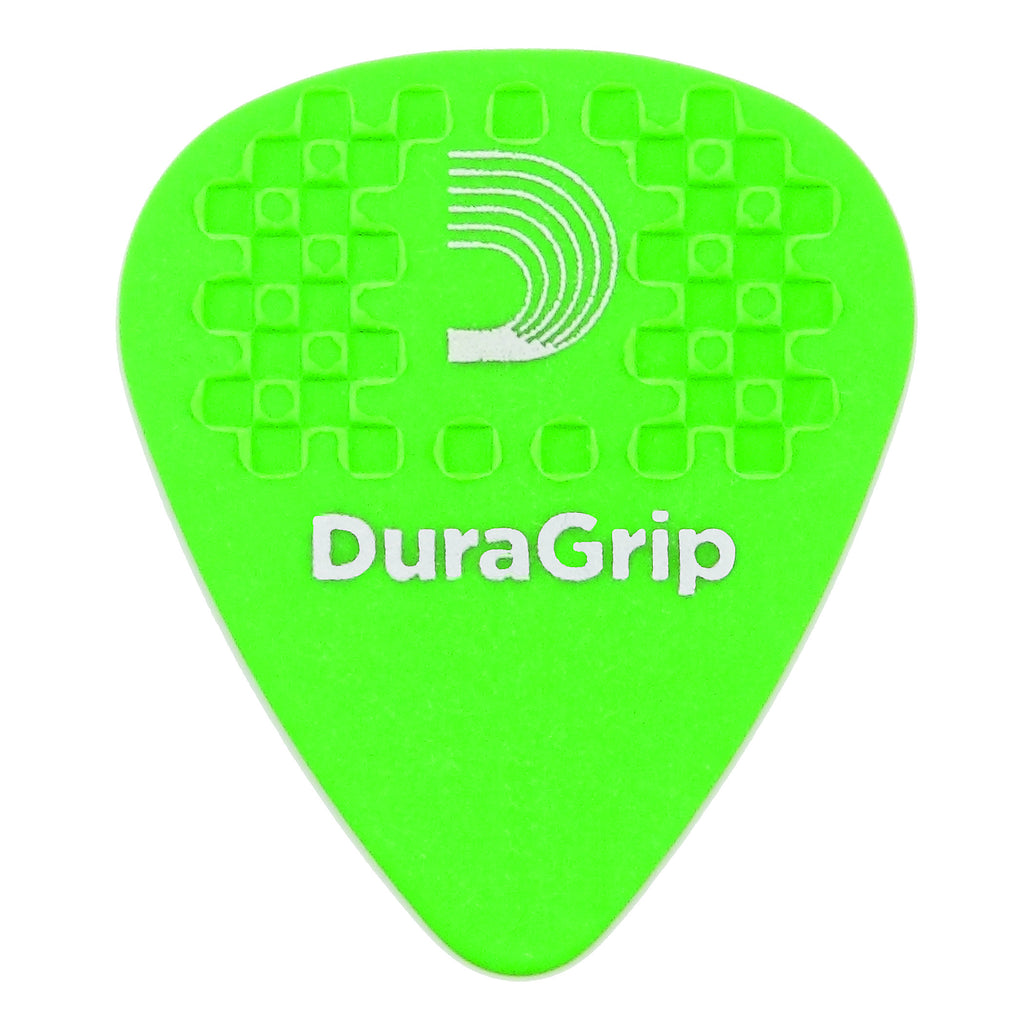 D'Addario DuraGrip Picks, 10pk, Medium