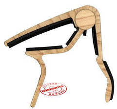 Dunlop Trigger Curved Maple Guitar Capo