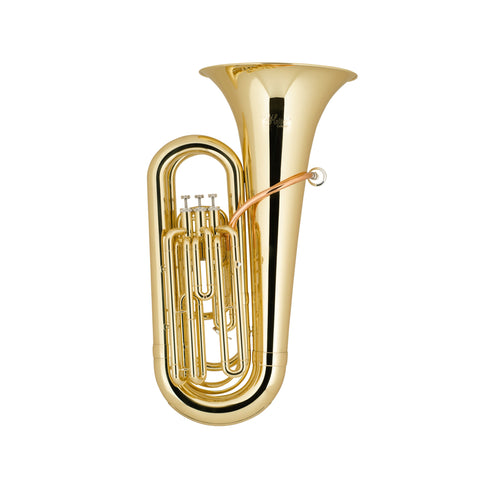 Holton Collegiate Student 3 Valve 3/4 BBb Tuba Outfit