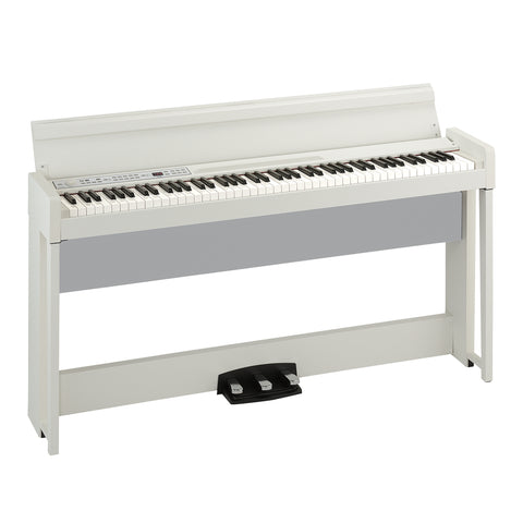 Korg C1AIRWH Digital Piano with Bluetooth White