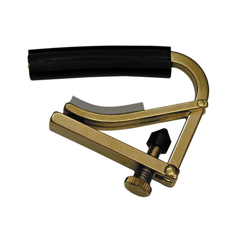 Shubb Original Brass Steel String Guitar Capo