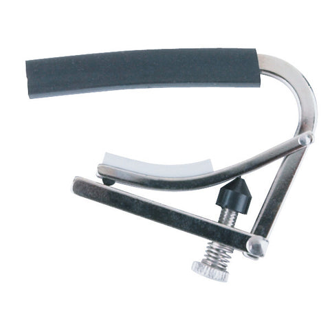 Shubb Nickel 12 String Guitar Capo