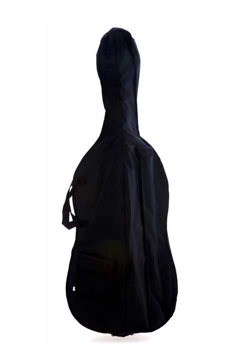 D'Luca Padded Cello Gig Bag 1/4