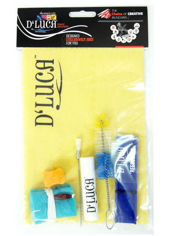 D'Luca Clarinet Cleaning Care Kit