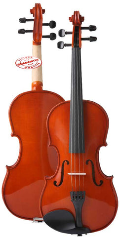 D'Luca Meister Student Violin Outfit 1/4
