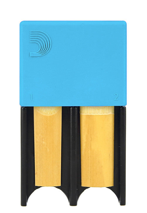 D'Addario Reed Guard, Blue