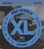 D'Addario EPS590 ProSteels Electric Guitar Strings, Jazz Light, 12-52