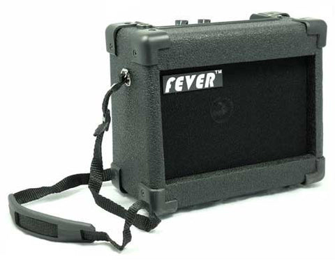 Fever 5 Watts Portable Guitar Amplifier with Carrying Strap