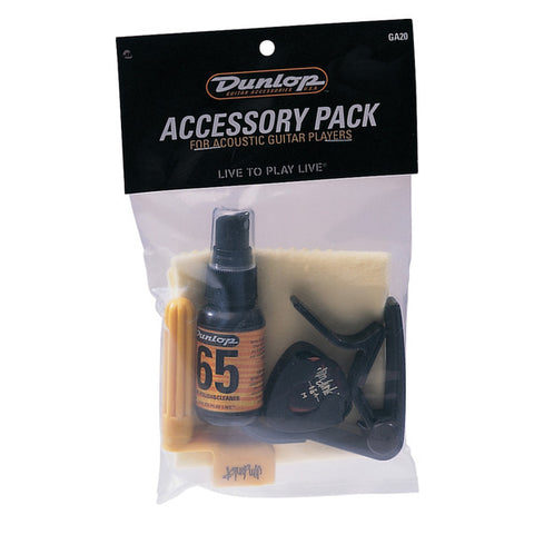 Dunlop Acoustic Guitar Accessory Pack