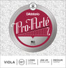 D'Addario Pro-Arte Viola String Set, Long Scale, Medium Tension