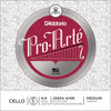 D'Addario Pro-Arte Cello Single C String, 4/4 Scale, Medium Tension