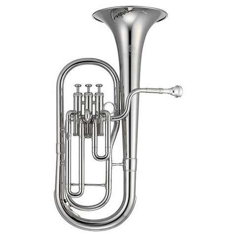 Jupiter Silver Plated Eb Alto Horn, JAH700S