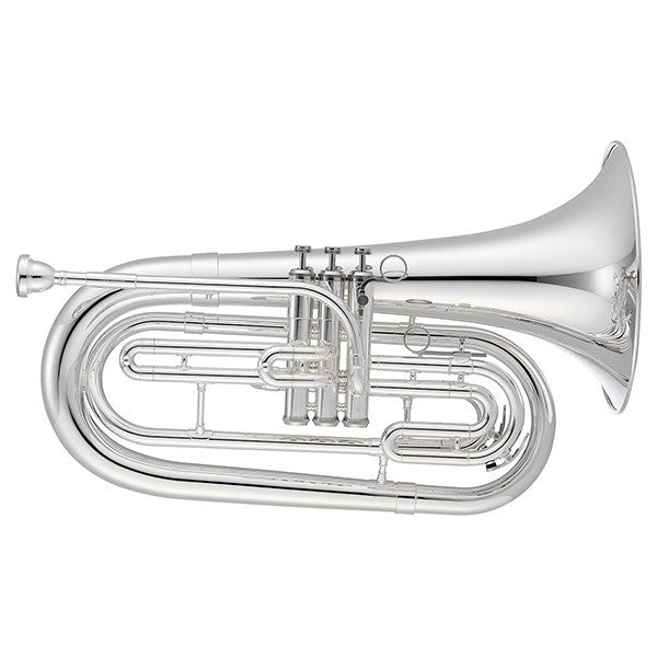 Jupiter Qualifier Marching Bb Baritone Horn, JBR1000MS
