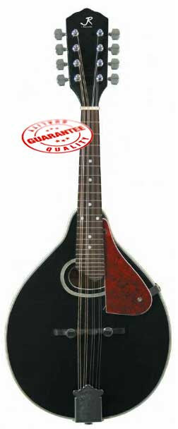 J Reynolds Mandolin Black