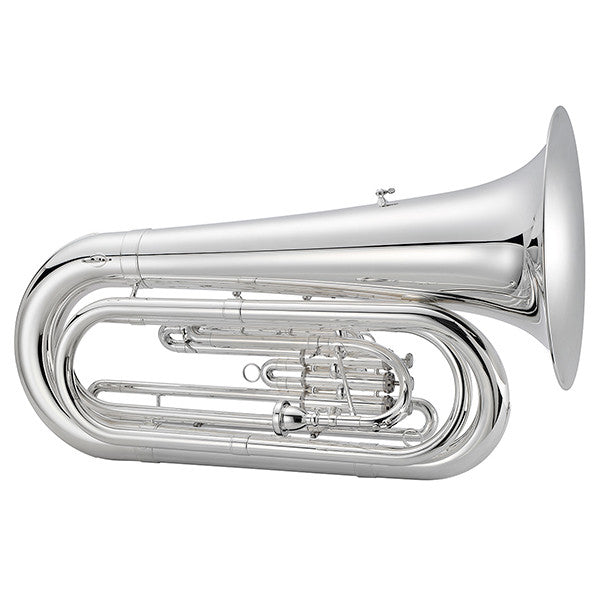 Jupiter Qualifier 7/8 Size BBb Convertible Marching Tuba, JTU1030MS