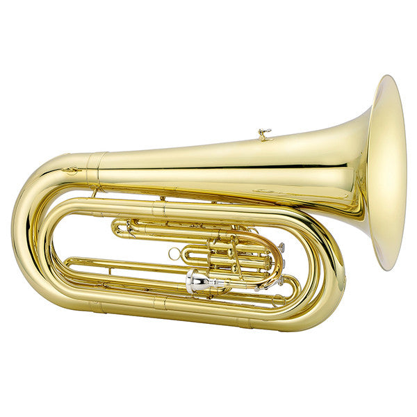 Jupiter Qualifier 7/8 Size BBb Convertible Marching Tuba, JTU1030M