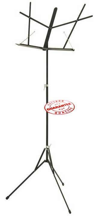 Hamilton Black Portable Music Stand