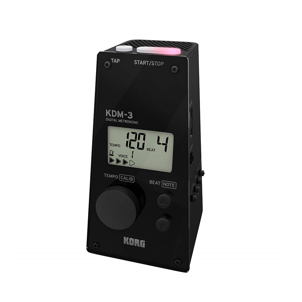 Korg Digital Metronome, Black