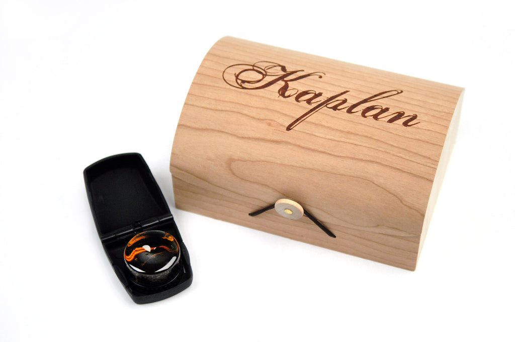 D'Addario Kaplan Premium Rosin Display Box, Light