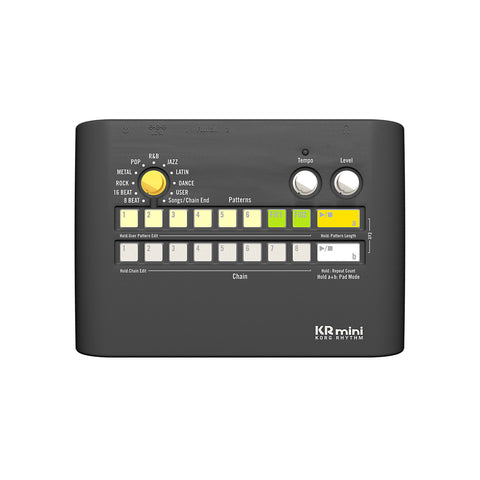 Korg KR Mini Rhythn Machine
