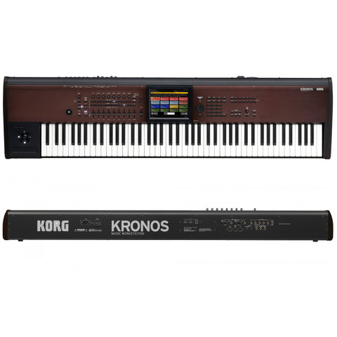 Korg Kronos LS 88 Key Synthesizer Workstation