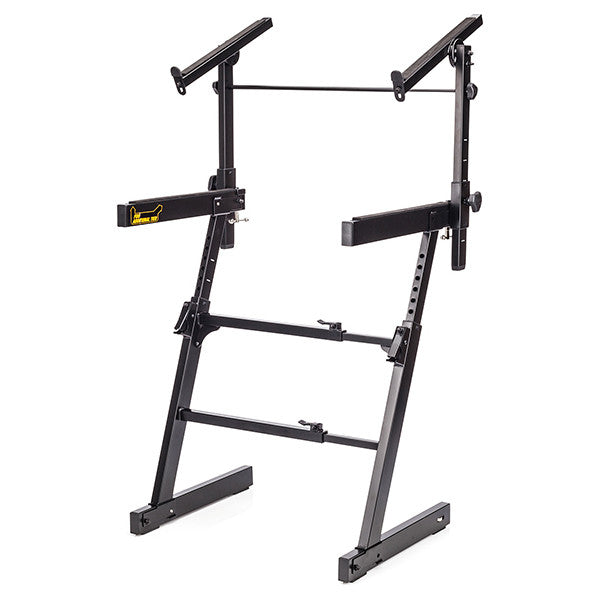 Hercules AutoLock Z Keyboard Stand With Tier