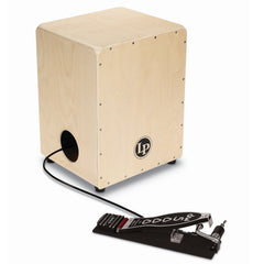 Latin Percussion LP Inside Pedal Cajon