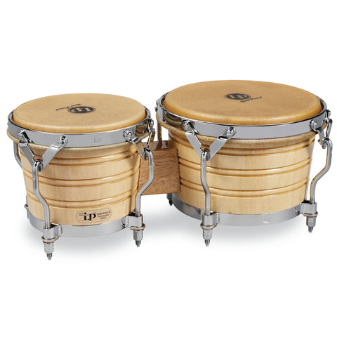 Latin Percussion LP Generation III Wood Bongos