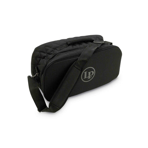 Latin Percussion LP Large Bongo Bag With Pouch, Black