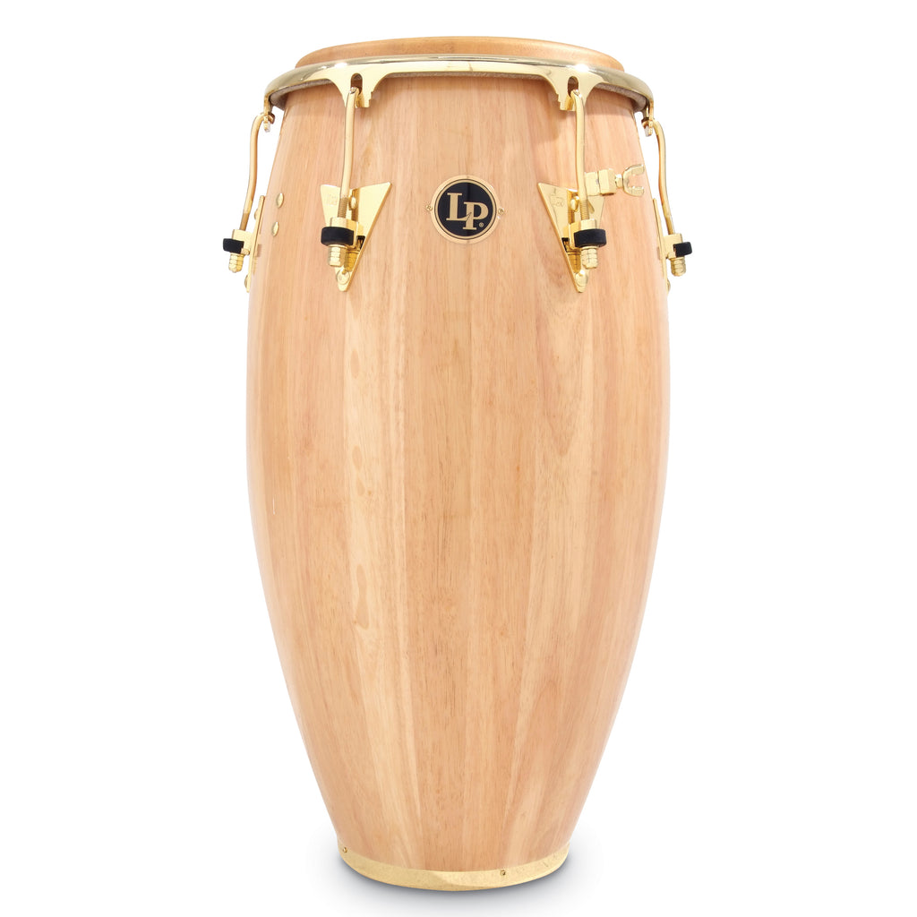 Latin Percussion LP Classic Wood 12 1/2 Tumba Gold Rim