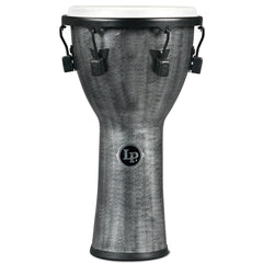 "Latin Percussion LP FX Synthetic Shell 11"" x 22"" Djembes Gray"