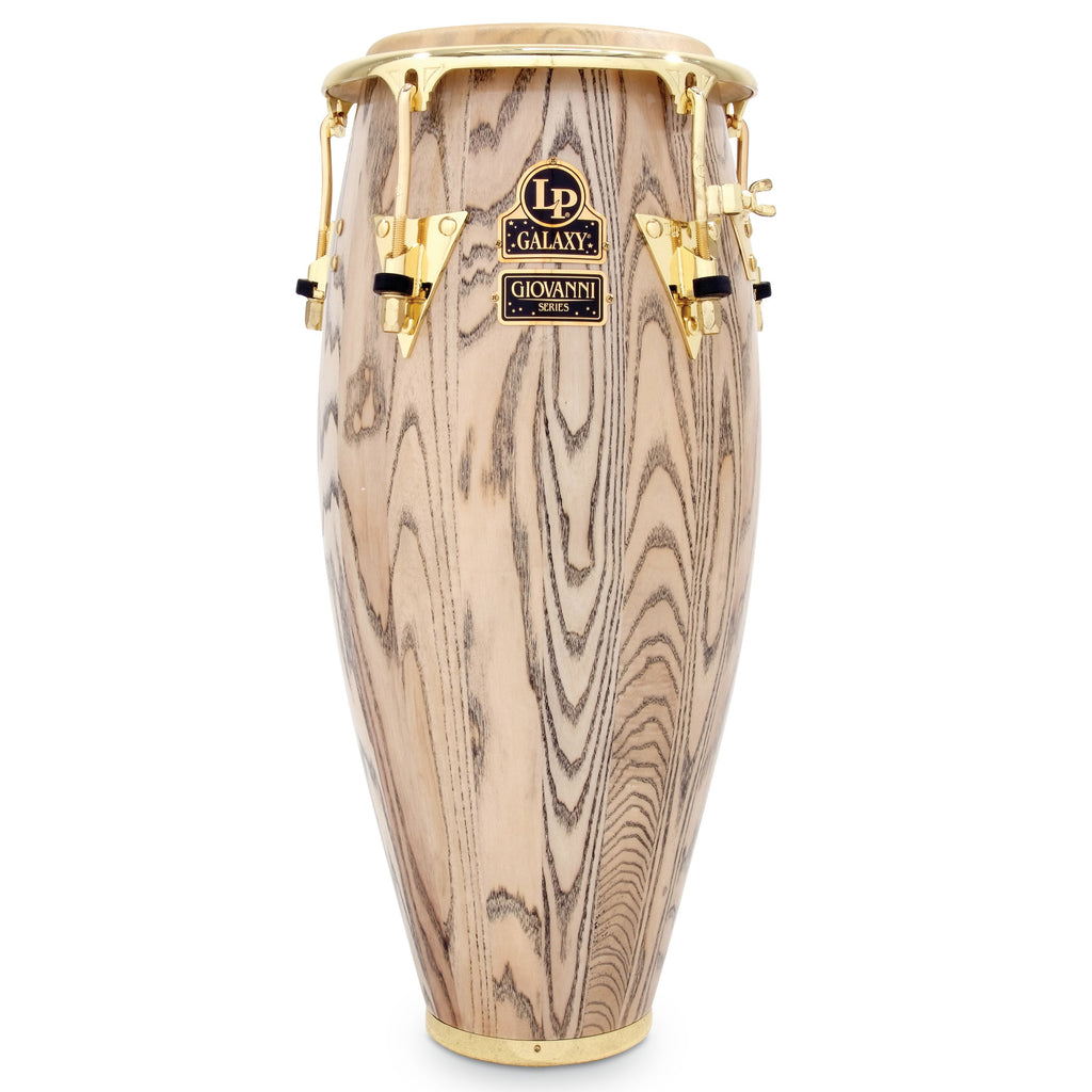 Latin Percussion LP Galaxy Giovanni 11 3/4 Conga Gold Hardware