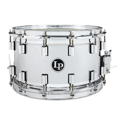 Latin Percussion LP Banda Snare Drum 8.5 x 14 inches Stainless Steel